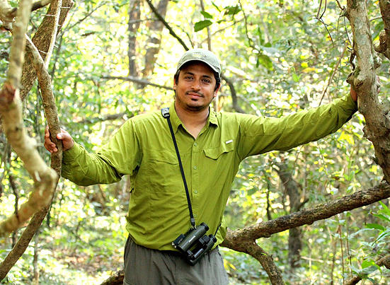 Indrajit Latey | Wildlife Guide for Bellingham Safaris
