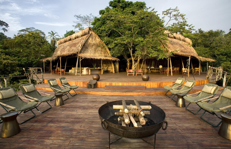 Congo-Odzala-Lango-camp