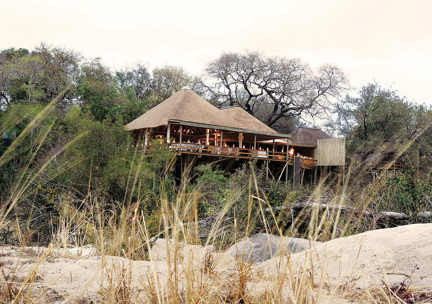 <strong>Londolozi Founders Camp</strong>