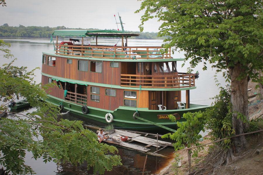 Private Charted River Boat on Amazon River - Bellingham Safaris
