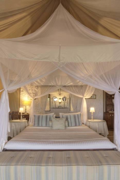 Cottar's 1920's - Luxury double tent - Kenya