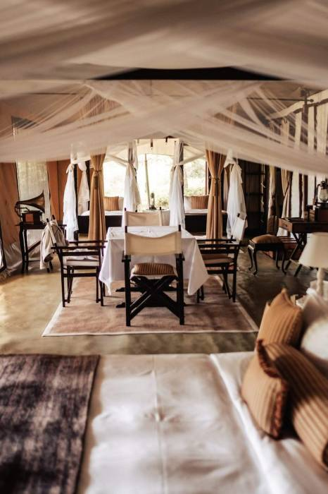 Cottar's 1920's - Luxury family suite - Kenya