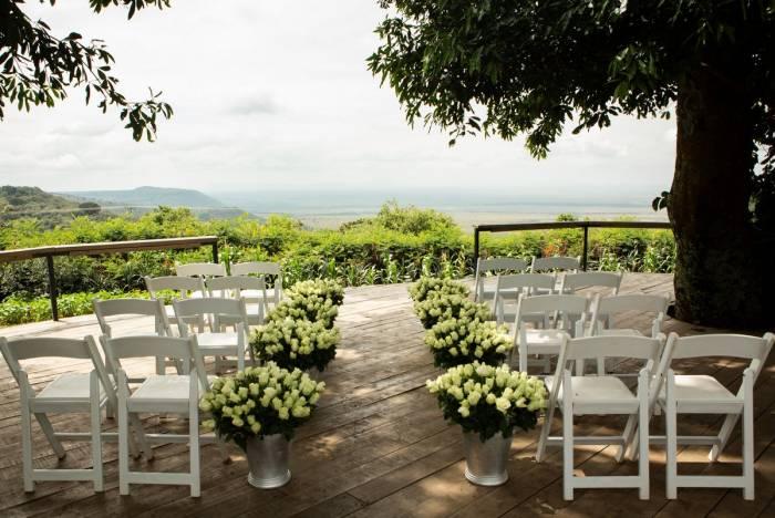 Weddings in the Shamba