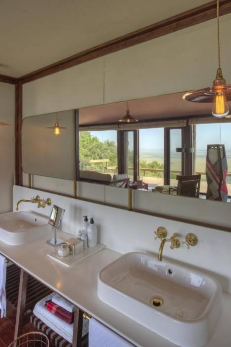 Angama Mara Bathroom