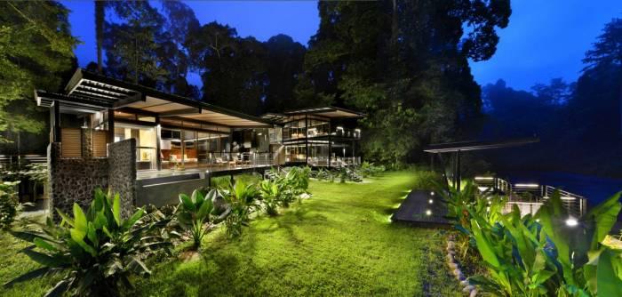 Borneo - Premium Villa at Borneo Rainforest Lodge