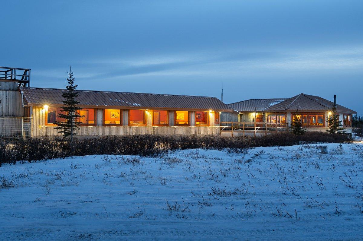 <strong>Nanuk Polar Bear Lodge</strong>