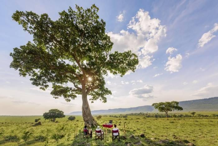 Kenya - Angama Safari Camp
